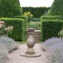 Chirk Castle gardens