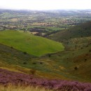 View from Clwydian Range